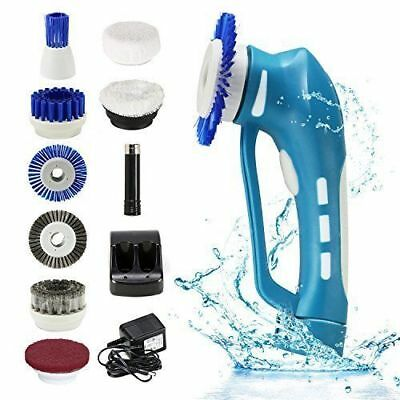 Scrubber Car Polishing Machines Household Power Cleaning Tool Cordless Handhold