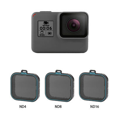 TELESIN Neutral Density Filter ND+CPL Filters For GoPro Hero 7 Black 6 5 ONLY