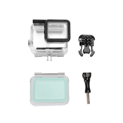 TELESIN 45M Underwater Housing with Touch Screen for Gopro Hero 7 Black 6 5