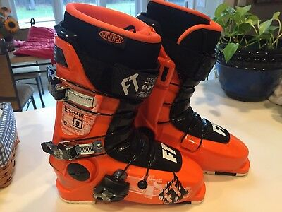FULL TILT First Chair 8 ski boots & FULL TILT FIRST Chair 8 unisex ski boots - $375.00 | PicClick