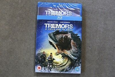 Blu-Ray  Tremors 6 A Cold Day In Hell         Brand New Sealed Uk Stock