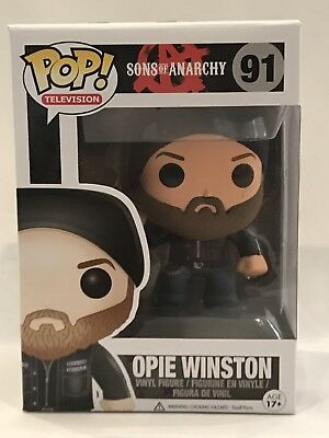 Funko Pop! Television: Sons Of Anarchy OPIE WINSTON