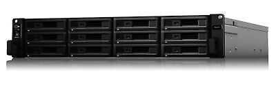 Synology RS2418+/144TB-GOLD 12 Bay NAS - RS2418+/144TB-GOLD