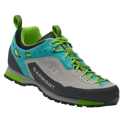 Outdoorschuh Garmont DRAGONTAIL LT   lightgrey/aqua blue