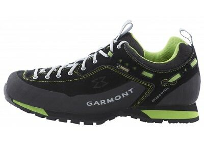 Outdoorschuh Garmont DRAGONTAIL LT/GTX    black/green