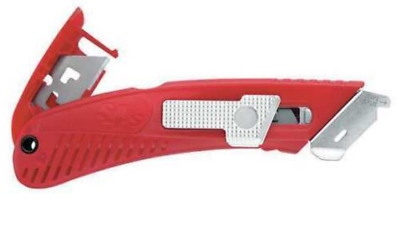 Pacific Handy Cutter S4L Left Handed Safety Box Utility Knife