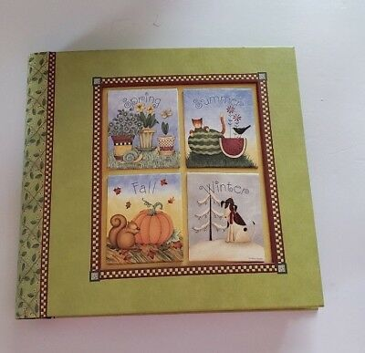 New!! Debbie Mumm Deluxe Greeting Card Organizer and Address Book by New Seasons