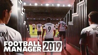 Football Manager 2019 PC Steam No Key Code Global Multi Digital Download
