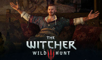 The Witcher 3: Wild Hunt PC Steam No Key Code Global Multi Digital Download