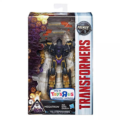 New Transformers The Last Knight Premier Edition Deluxe Megatron