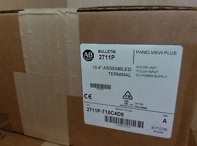 Allen Bradley AB 2711P-T10C4D9  2711P-T10C4D9  NEW IN BOX