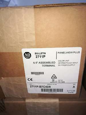 Allen Bradley AB 2711P-B7C4D9 2711PB7C4D9 NEW IN BOX