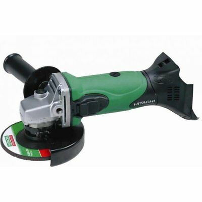 Hitachi  18V Slide 125mm CORDLESS Angle Grinder G18DSL (H5) BRAND NEW AUS STOCK