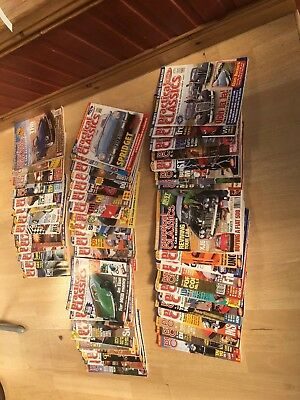 59 Editions Of Practical Classics magazine from the 1990's