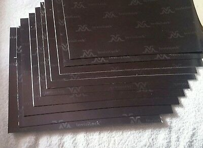"""Magnet Sheet 8.5""""x11"""" (10 SHEETS of 30 mil Thick)"""