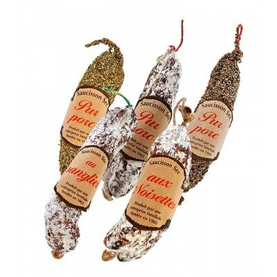 Urban Merchants' finest selection of Saucisson sec from the French Alpes 1050g