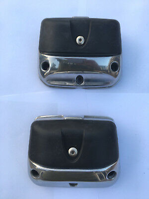 Moto guzzi V7 cylinder head set of two left and right