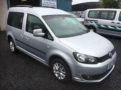 Volkswagen Caddy Sirus  Disabled driver vehicle dsg auto 1.6TDI