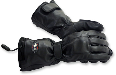 Gears Canada Mens Gen X-4 Warm Tek Heated Gloves Black Lg