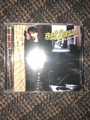 Factory Sealed Greatest Hits Vol. 2 by Bob Seger & The Silver Bullet Band CD