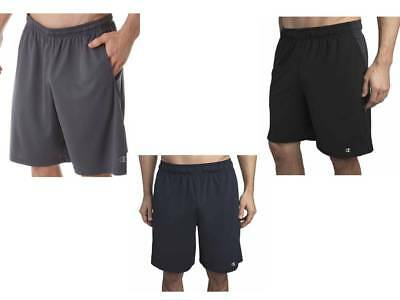 NWT Champion Men's Active Short Performance Double Dry Navy Size XL