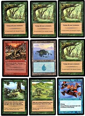 """Magic the Gathering Portal Edition Set (A) of 9 Cards """"2019 Sale"""""""