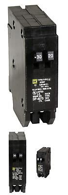 Homeline 1 30 Amp 20 Single Pole Tandem Circuit Breaker Free Shipping No Tax