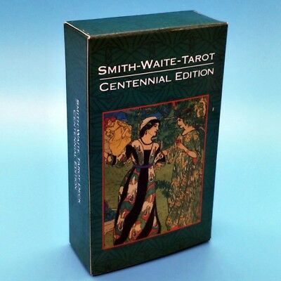 US Smith-Waite Rider Tarot Deck Vintage Original Card 78pcs Cards Set Sealed