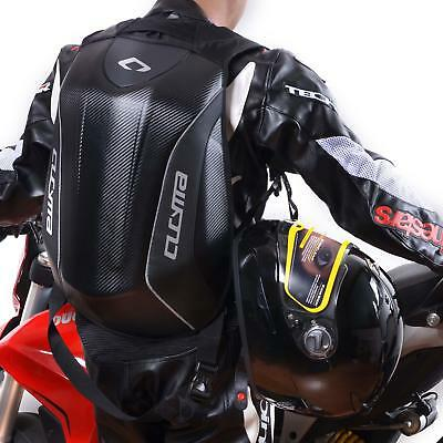 Air Flow Motorcycle Backpack Motorsports Track Riding Stealth No Drag Back Pack