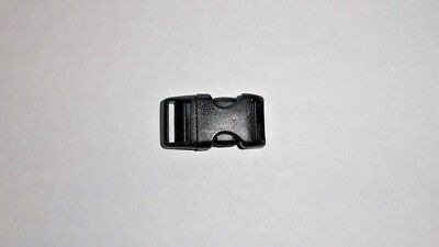 16mm Wienerlock Curved Side Release Buckle, Weinerlock