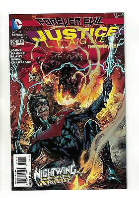 """Justice League Vol. 2 - #25 