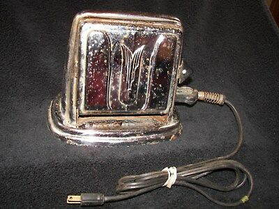 Antique Toaster - Bersted Manufacturing Company, Model 67