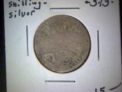 Great Britain 1725 Shilling