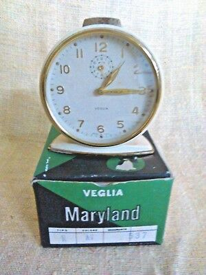 """  Veglia""  Maryland  537 Made In Italy  Vintage Funzionante"