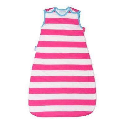 The Gro Company Grobag Magenta Ribbons, 2.5 tog, 0 - 6 months
