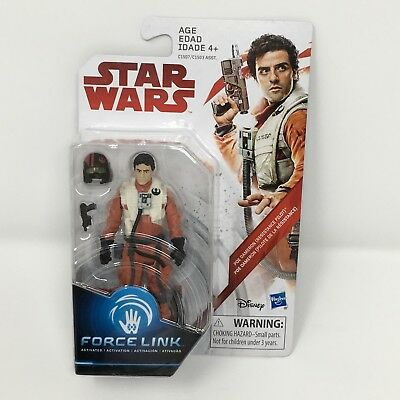 Star Wars: The Last Jedi - 3.75 Inch Toy Figure - Poe Dameron
