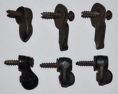 Antique clamp for sewing machine (6 pieces)
