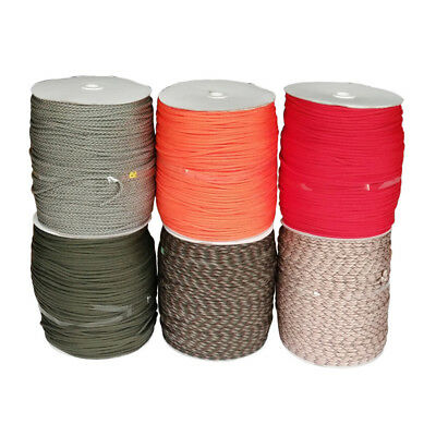 1000FT Feet 550 Paracord Parachute Cord Lanyard Mil Spec Type III 7 Strands Rope