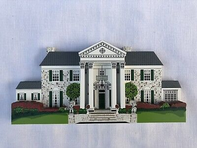 Shelia's Collectibles House - Elvis Presley Home, Graceland - Memphis, Tennessee