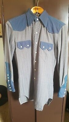Vintage 1950's/1960's Ben The Rodeo Tailor Western Suit