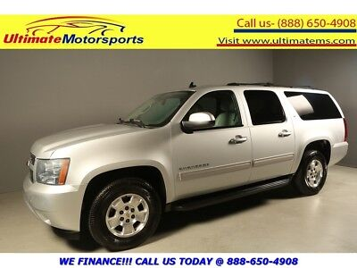 Suburban 2013 LT 4x4 DVD LEATHER HEATED 8PASS BOSE 88K MLS