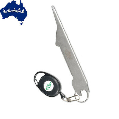 SF Fly Fishing Line Tippet Leader Magnum Knot Tying Tool Tyer with Retractor
