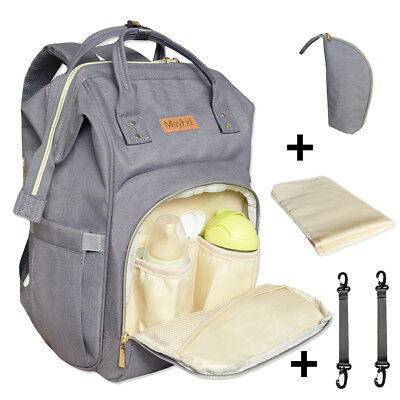 Multi-Function Mummy Baby Diaper Bags Nappy Backpack Large Capacity Travel Bags
