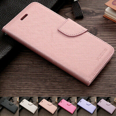 For Samsung Galaxy J8 J7 J6 J5 J4 J3 J2 Pro Magnetic Leather Wallet Case Cover