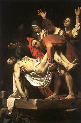 Caravaggio G5 Artist Painting Reproduction Handmade Oil Canvas Repro Art Deco