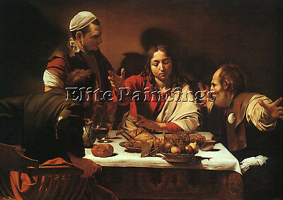 Caravaggio  Artist Painting Reproduction Handmade Oil Canvas Repro Wall Art Deco