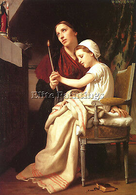 Bouguereau6 Artist Painting Reproduction Handmade Oil Canvas Repro Wall Art Deco