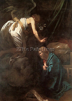 Caravaggio 18 Artist Painting Reproduction Handmade Oil Canvas Repro Art Deco