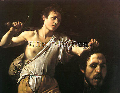 Caravaggio 34 Artist Painting Reproduction Handmade Oil Canvas Repro Art Deco