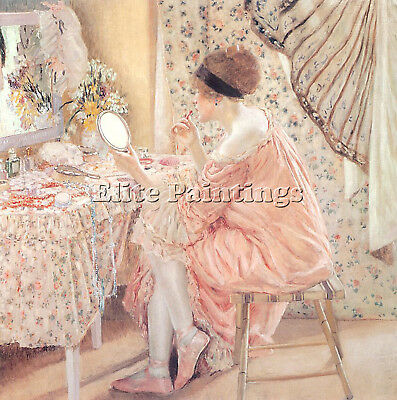 Frieseke21 Artist Painting Reproduction Handmade Oil Canvas Repro Wall Art Deco
